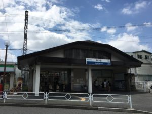 秋津駅北口