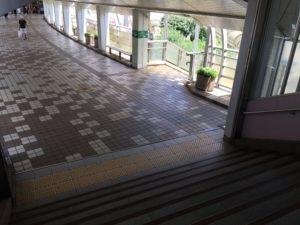 清瀬駅北口
