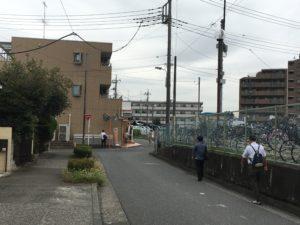 秋津駅周辺