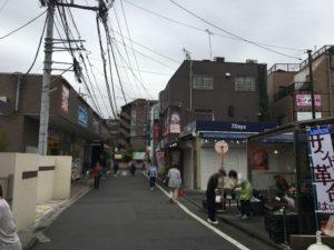 新秋津駅周辺